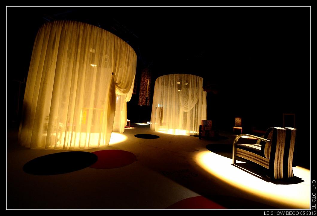 Le show déco.Foire de mulhouse 05 2015.
