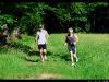 Footing en sous bois.
