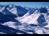 Ski hors Piste à Val d'Isère 2010.