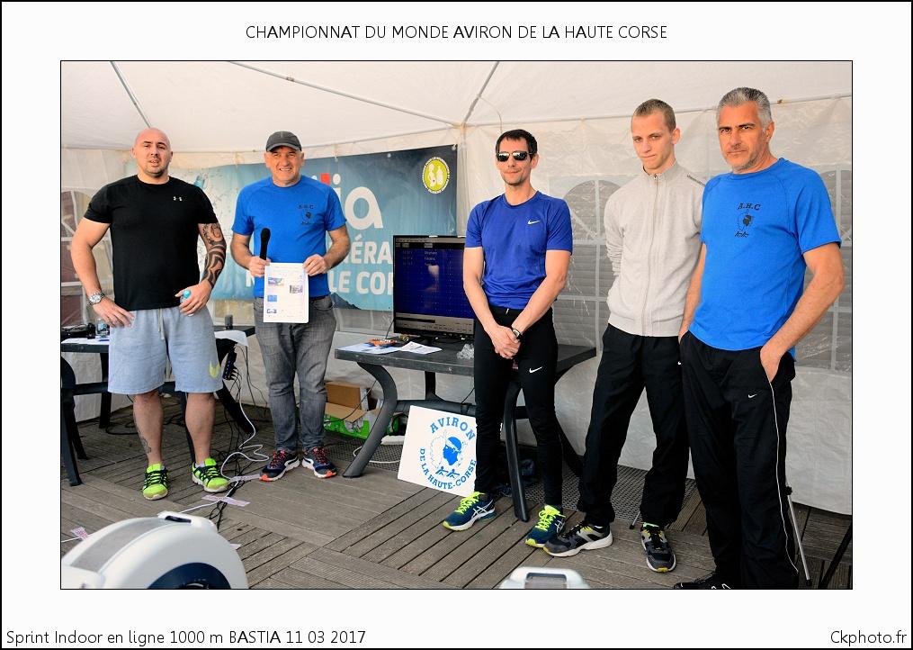 Indoor Aviron de Haute Corse 2017
