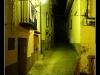Mallos de Riglos by night.