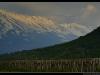 Montagna della Maiella e del Morrone.