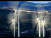 Parco eolico di Tocco da Casauria.