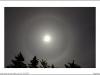 Pleine lune à Bastia.