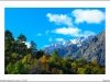 Première neige en Corse