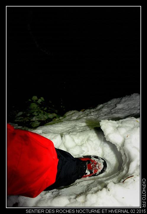 Sentier des roches 2015